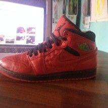 Air Jordan 1 Rétro 97 Txt, The Social Sneaks, Sneakers