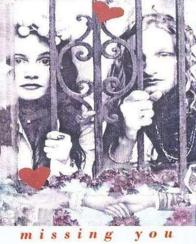 Demri Parrott & Layne Staley- She was the love of his life, and Get Born Again & Died were songs written because of her...