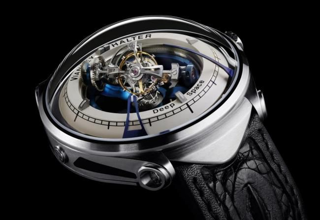 Vianney Halter Deep Space: http://www.watchonista.com/2914/watchonista-blog/news/mars-attack-watchmakers-lift