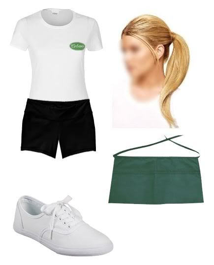 sookie stackhouse costume | ... Tips, Celebrity Looks for Less: Sookie Stackhouse Halloween Costume