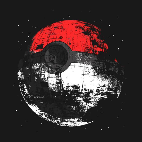 Poked to Death - Created by Zerobriant / Star Wars, Pokemon