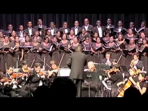 Alleluia of GF Handel performed by the Redemption Baptist Church Choir