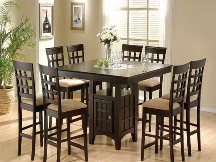 Fancy Kitchen Tables www.giesendesign counter height kitchen tables with storage