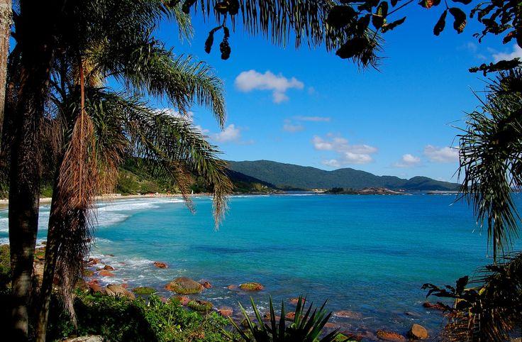 Praia de Bombinhas, SC - Brazil