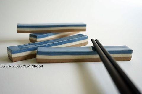 """좋아요 78개, 댓글 10개 - Instagram의 클레이스푼 ceramic studio CLAYSPOON(@clay_spoon)님: """"@migyo_style 작품 #클레이스푼수강생작품 #도자기 #도예 #수저받침 #도자기공방 #도예공방 #도자기작업실 #클레이스푼 #부산대앞 #도자기정기수강 #부산도자기공방…"""""""