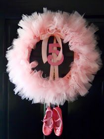 .Oh Sugar Events: Ballerina Birthday
