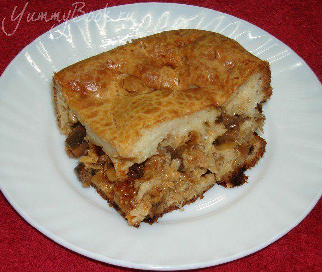 Паштида - пошаговый рецепт с фото