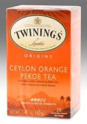 5 Teas to Get You Through May (Twinings Ceylon Orange Pekoe Tea)