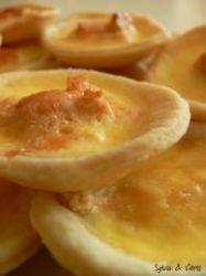 Tartelettes au fromage