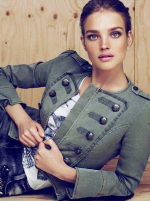 Стиль «милитари» в женской одежде и фото стиля «милитари»-2017 для девушек и женщин