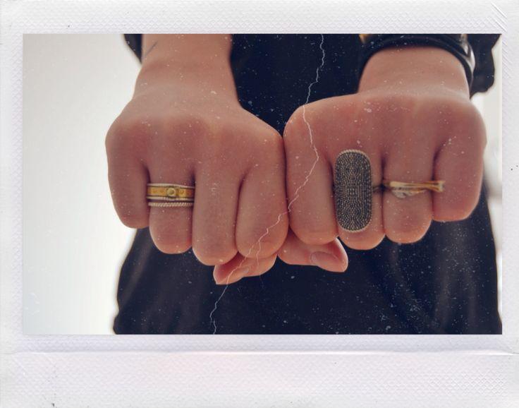 la lunaire: Everyday jewelry