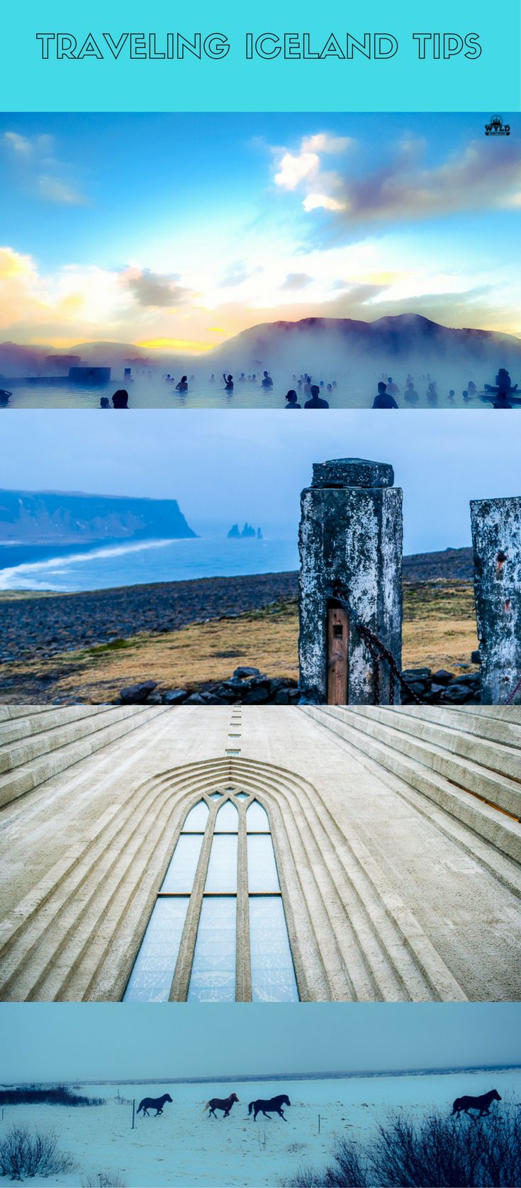 Tips, the do's and don'ts for Iceland.