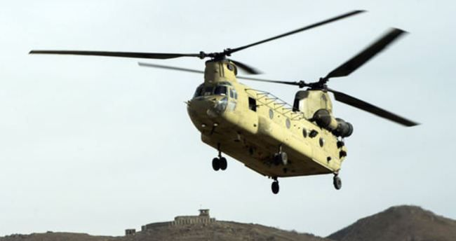 Milli helikoptere milli füze