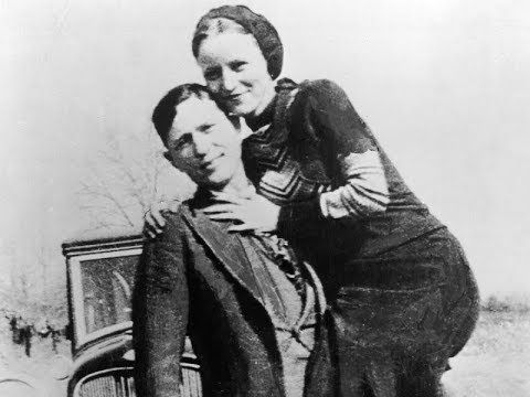 Bonnie and Clyde Death Scene - YouTube