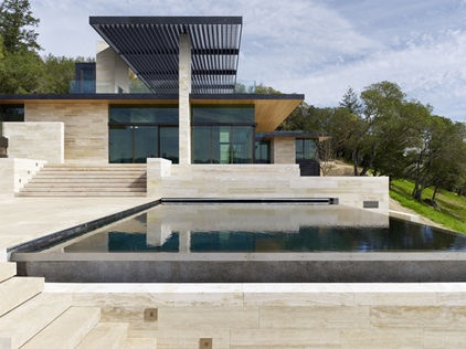A pool might be lofty thinking, but really like the overhang.