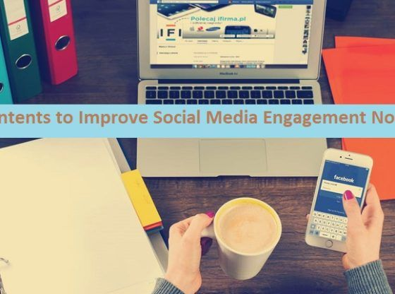 Write compelling contents to improve your social media engagement