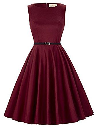 I think I like this one most in terms of overall well-fit to the theme. It's not pastels like we've been looking at, but it follows the darker accents I'm looking at for my dress, and it'll look good standing up next to the guys. It would be cute with a tulle peticoat underneath, black would look really good, and would accent the guy's ties, or a grey to match their suits would also be cute. If we could do a satin ribbon and the cap sleeves in a matching color. $20