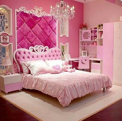 222 best Pinknpurple dreaming images on Pinterest H  Bedroom Sets  . Barbie Bedroom Decor. Home Design Ideas