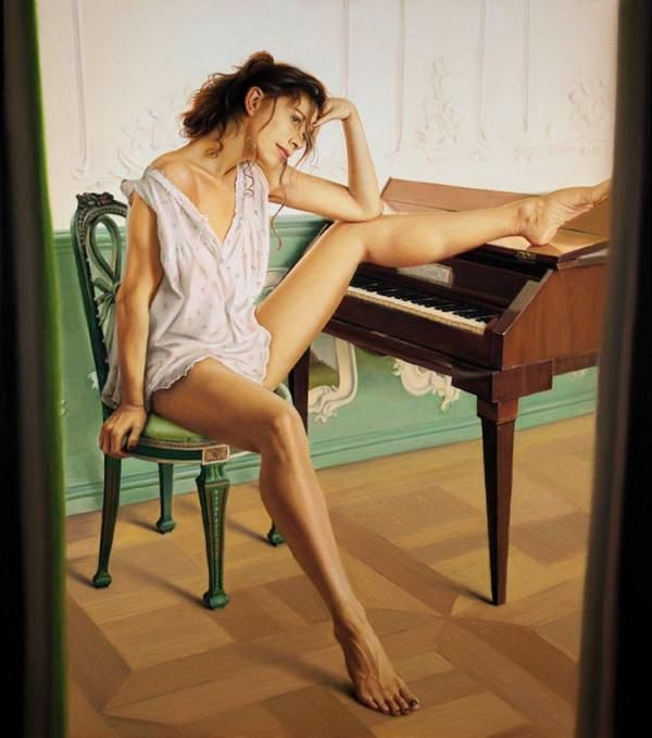 Paintings by Krzysztof Izdebski-Cruz » Design You Trust. Design, Culture & Society.