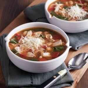 Tuscan Chicken Soup | MyRecipes.com