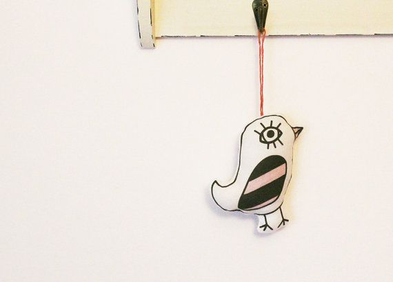 Hey, I found this really awesome Etsy listing at https://www.etsy.com/listing/179826054/hanging-bird-decoration