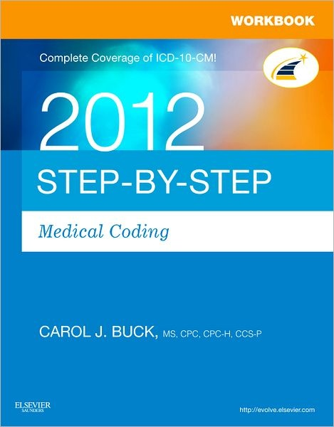 2012 Step-by-Step Medical Coding