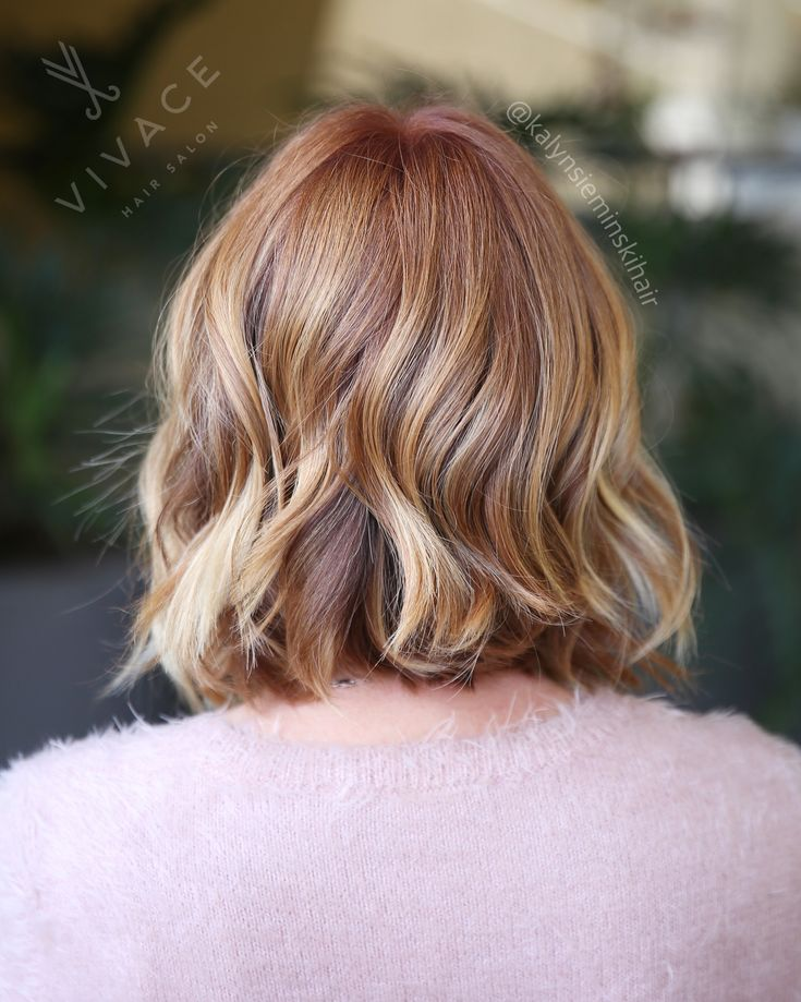 Best Vivace Salon Hair Color Balayage Highlights Images On - Creative hairstyle color