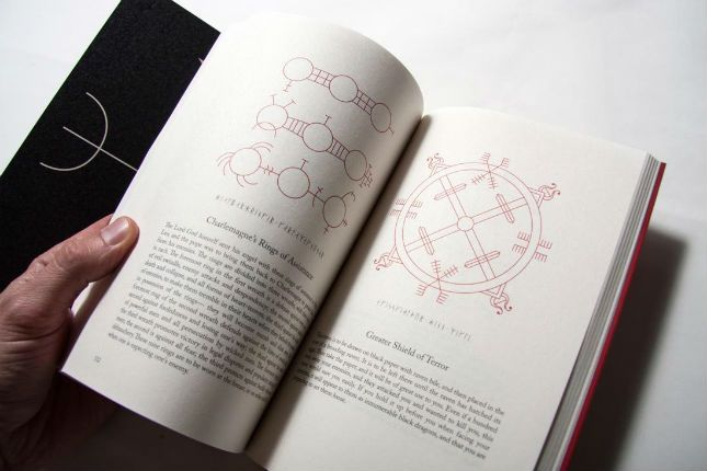 Sorcerers Screed The Icelandic Book Of Magic Spells - Store - Shakespeare and Company