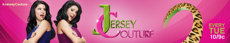 Jersey Couture  reality tv show on Oxygen about a New Jersey dress shop.  You'll see the latest in prom wear and pick up some great advice on choosing the right formal for your body type.  They show off the latest in undergarments and accessories too.  This is a great show to watch before you shop for your prom dress