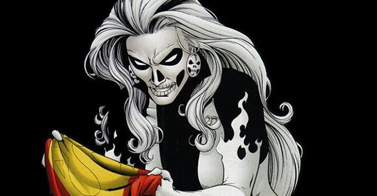 """""""Supergirl""""/""""Flash"""" Crossover Set Pic Reveals Silver Banshee's TV Look - A candid photo from the """"Supergirl"""" set shows Grant Gustin and Melissa Benoist as well as the villain that may bring the two heroes together."""