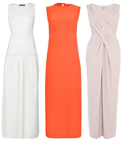 How to Find the Best-Fitting Maxi Dress for Every Body Type from InStyle.com