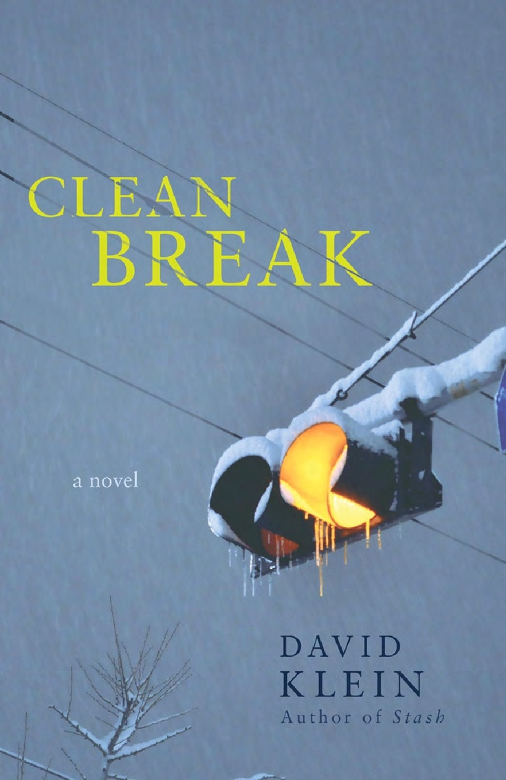 A riveting tale of psychological suspense about a woman who finds herself in an impossible situation. -Clean Break by David Klein