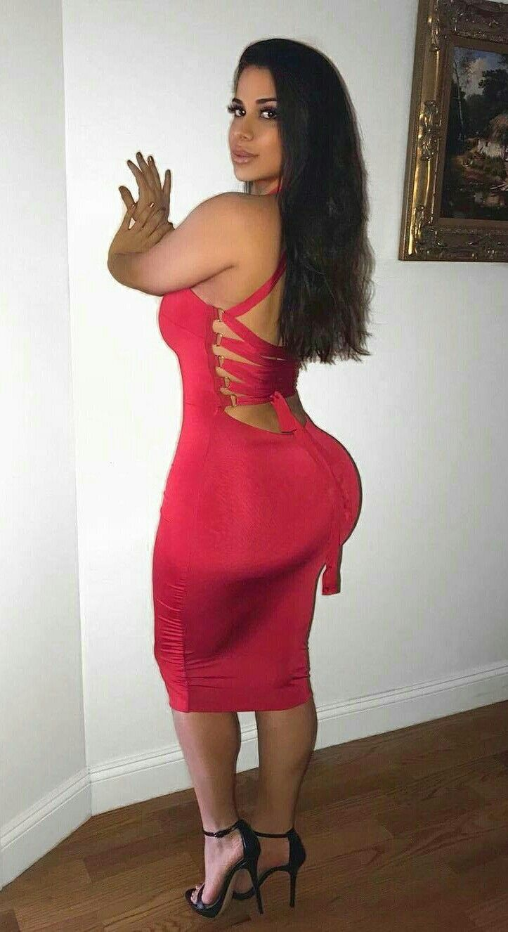 1206 Best Big Booty Tight Dress Images On Pinterest -9836