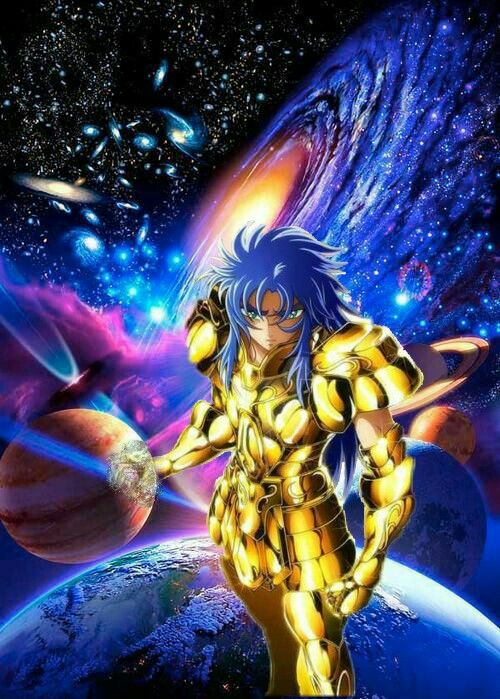 Gemini no saga O destruidor de galáxias