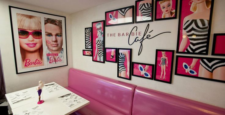 «Barbie cafe» Taiwan