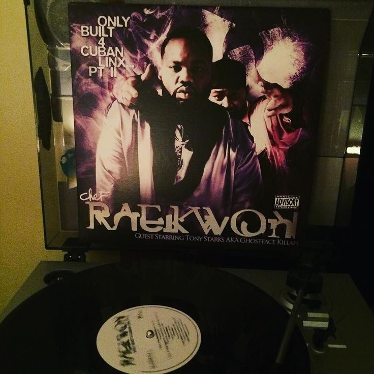 Raekwon-Only Built For Cuban Linx...Pt II.  A little late night spin from some of Wu's finest. After being a total freak for the first part of this I'd never really given this a listen. I was missing out. This record brings it as only Chef and Starks can.  #raekwon #onlybuiltforcubanlinx #parttwo #ghostfacekillah #wutang #vinyl #vinylcommunity #vinyljunkie #vinyladdict #vinylcollector #vinylcollection #vinylcollectionpost #vinylcollective #vinyligclub #record #recordcollecting…