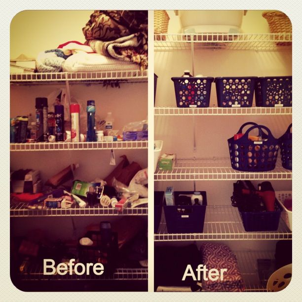 Organizing With Dollar Store Items: 17 Best Images About Dollar Store Organizing On Pinterest