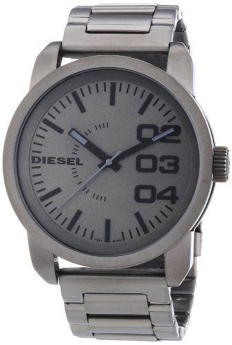 Diesel DZ1558 Mens Franchise Gunmetal Watch