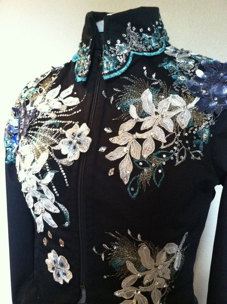 Get On The Rail Designs,Western pleasure, rail jacket, horse show clothes, western jacket