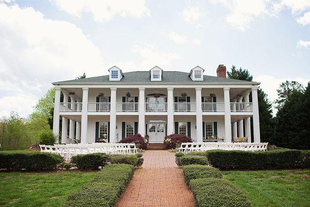 Clarkesville GA Wedding Venue