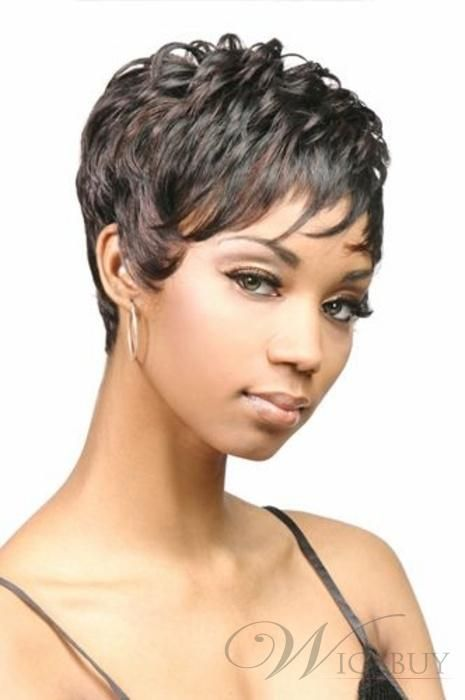 20 Best Images About Short Curly Wigs For Black Women On