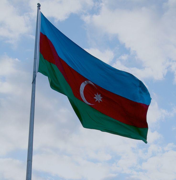 Azerbaijan flag |