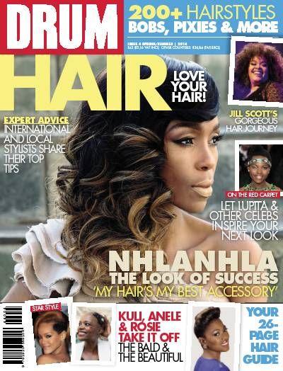 Drum Hair. Hairstyles. Salon. South African.