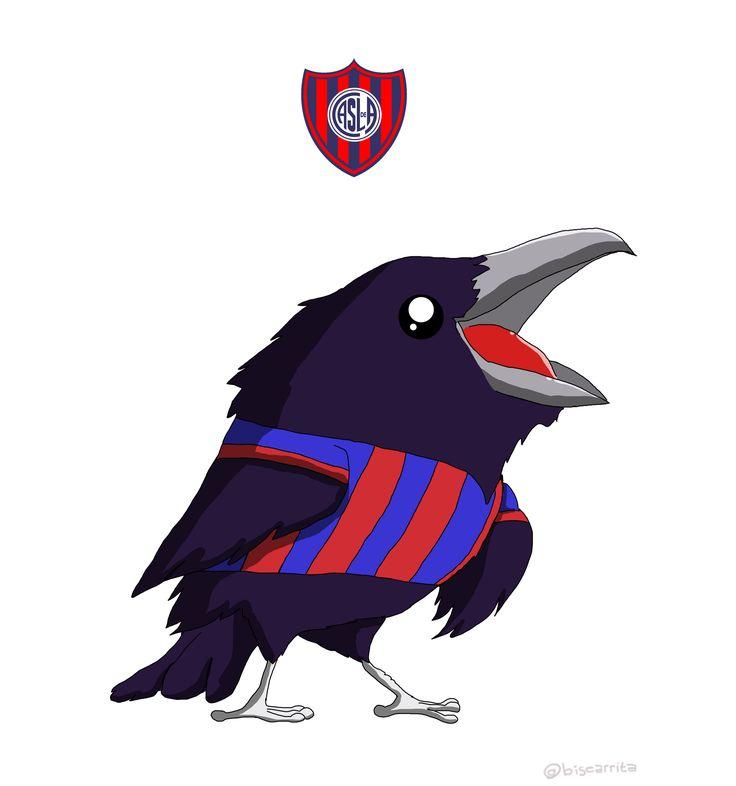 #SanLorenzo de Almagro - #Cuervo