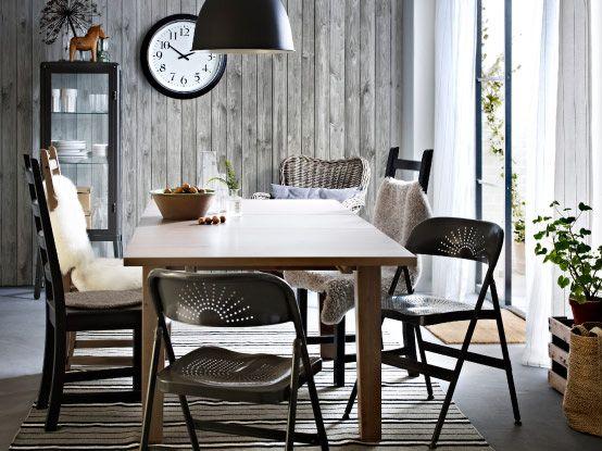 Die besten 25+ Ikea esstisch ausziehbar Ideen auf Pinterest - ikea esstisch beispiele skandinavisch