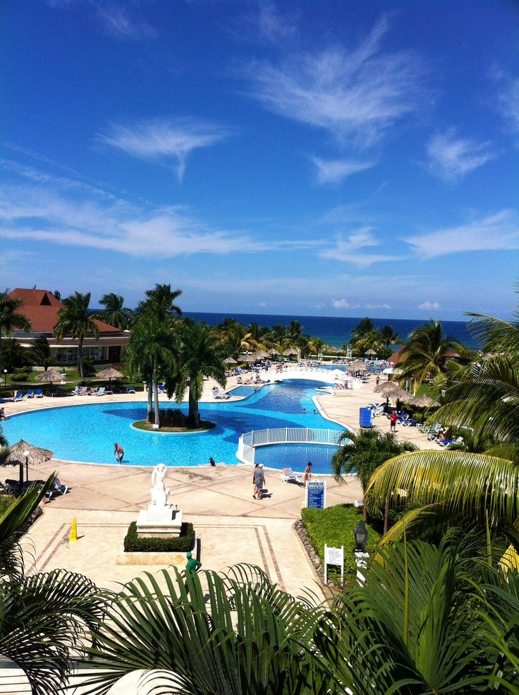 Grand Bahia Principe in Runaway Bay, Jamaica,