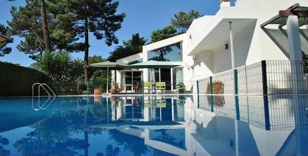 Casa de Campo, Aluguer de Férias em Aroeira Reserve e Alugue - 4 Quarto(s), 5.0 Casa(s) de Banho, Para 11 Pessoas - Vivenda de férias em aroeira, Costa de Lisboa
