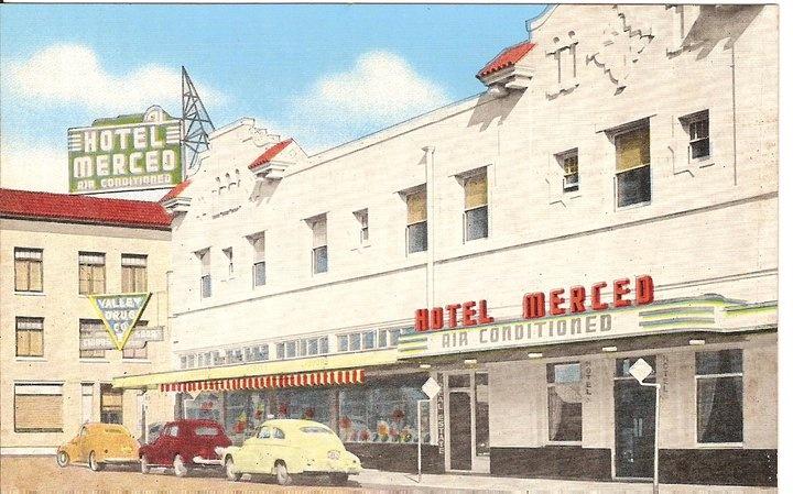 Hotel Merced