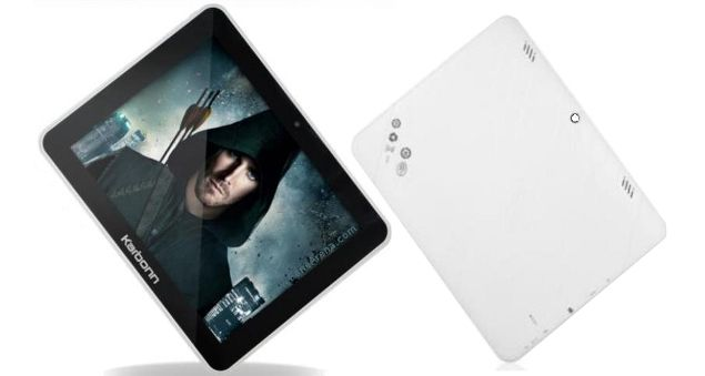 Karbonn has launched a new tablet as Velox with 8 inch display