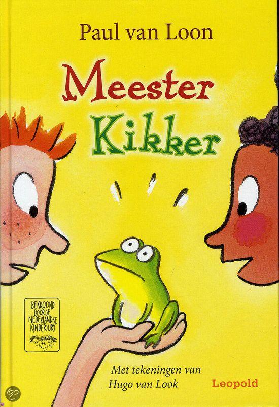 Meester Kikker - Paul van Loon